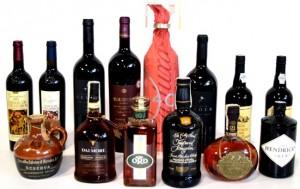 Leilão On-line de Vinho - Whisky - Aguardente... Termina 5ª feira dia 7 de julho entre as 22.00h e as 23.00h