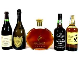 Leilão On-line de Oportunidades - Vinhos - Whisky - Vinho do Porto ... Termina 4ª feira dia 20 de Março entre as 21.30h e as 24.00h